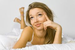 Bedtime stories Royalty Free Stock Photo