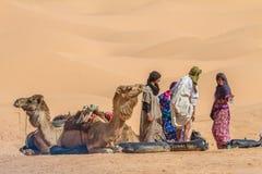 Beduíno Imagens de Stock
