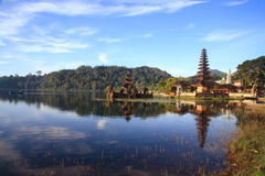 Bedugul Bali Royalty Free Stock Photos