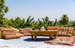 Beduiński słońce Zdjęcia Royalty Free