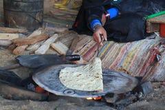 Beduińska rodzina Obraz Royalty Free
