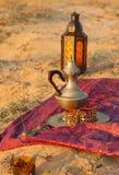 Beduińska scena Zdjęcie Stock