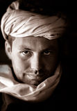 Beduina portret Zdjęcia Royalty Free