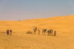 Beduino Foto de archivo libre de regalías