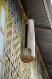 Beduk of Masjid Ihsaniah Iskandariah Kuala Kangsar Royalty Free Stock Photo