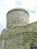 Bedzin Castle - A Stone Castle In Poland Royalty Free Stock Photo