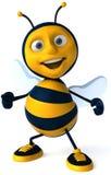 Bee stock illustration