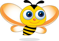 Bee stock illustration