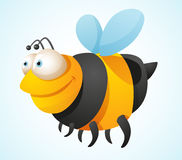 Free Bee Royalty Free Stock Photography - 23828097