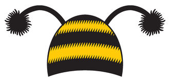 Bee cap Stock Photos