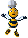 Bee chef Stock Images
