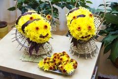 Bee figurine Stock Photography