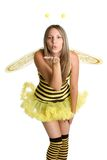 Bee Halloween Costume Royalty Free Stock Photo