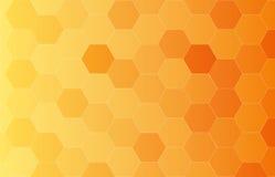 Bee hive background Stock Photos