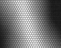 Bee hive metal background Stock Photo
