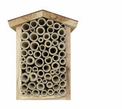 A Bee Home Stock Photography