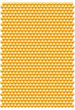 Bee honeycombs pattern Royalty Free Stock Photo