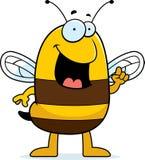 Bee Idea Royalty Free Stock Photo