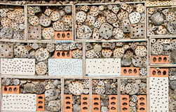 Bee and Insect House Stock Image