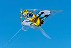 Bee Kite Stock Images