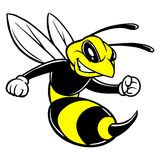 Bee Mascot Stock Images