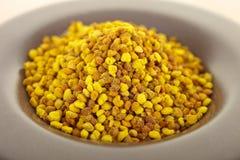 Bee pollen Stock Images