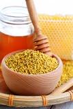 Bee pollen Stock Photography