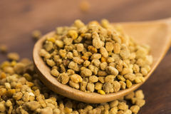 Bee pollen closeup Royalty Free Stock Photography
