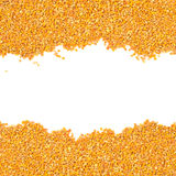 Bee pollen grains background Royalty Free Stock Image