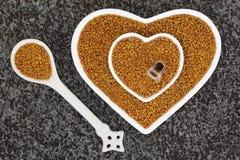 Bee Pollen Super Food Stock Image