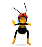 Bee toy Stock Photos