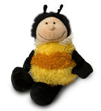 Bee toy Royalty Free Stock Photography