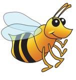 Bee1 ilustrado Foto de Stock