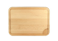 Beech Bread Board Royalty Free Stock Image