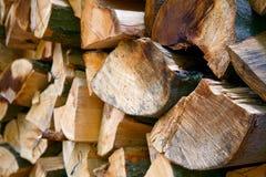 Beech firewood Stock Photography