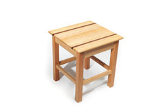 Beech stool Stock Photography