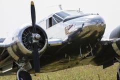 Beechcraft C45 Twinbeech Royalty-vrije Stock Foto