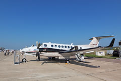 Beechcraft King Air Royalty Free Stock Photography