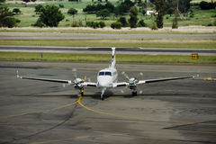 Beechcraft King Air 350B Stock Photos