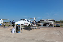 Beechcraft King Air Royalty Free Stock Photos