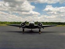 Beechcraft-Modell 18 Stockbild