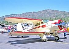 Beechcraft Staggerwing Zdjęcia Royalty Free