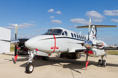 Beechcraft Super King Air 350ER Royalty Free Stock Image