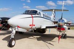 Beechcraft Super King Air 350ER Royalty Free Stock Photos