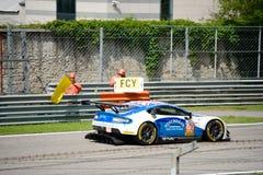 Beechdean Motorsport Άστον Martin πλεονέκτημ V8 Στοκ φωτογραφία με δικαίωμα ελεύθερης χρήσης