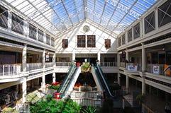 Beechwood Shopping Centre, Cheltenham. Royalty Free Stock Photos
