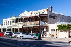 Beechworth Bakery Stock Image