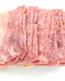 Beef bacon royalty free stock photography