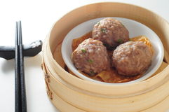 Beef ball Royalty Free Stock Photo