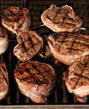Beef barbecue Royalty Free Stock Photos